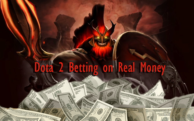 Dota 2 sázení na skutečné peníze