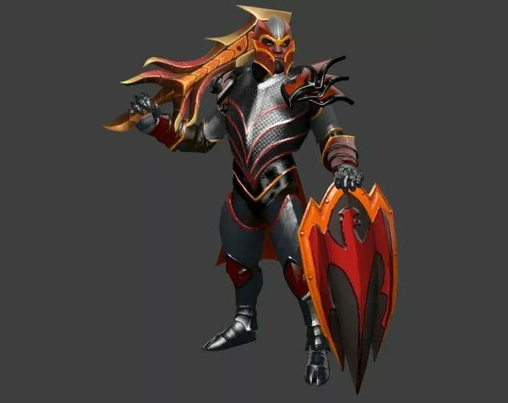 Dragon Knight dota2