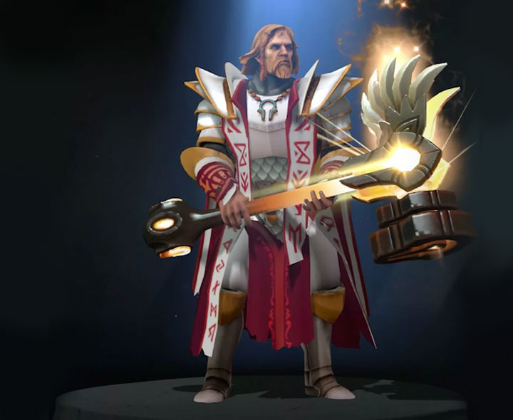 Omni Knight dota2