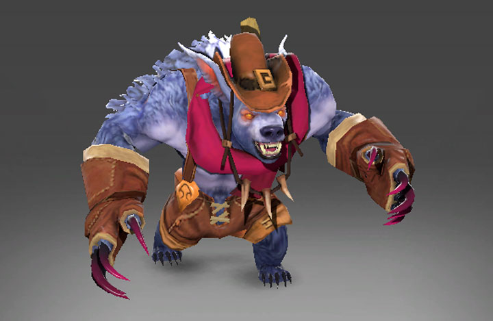 Ursa's Alpine Stalker dota2