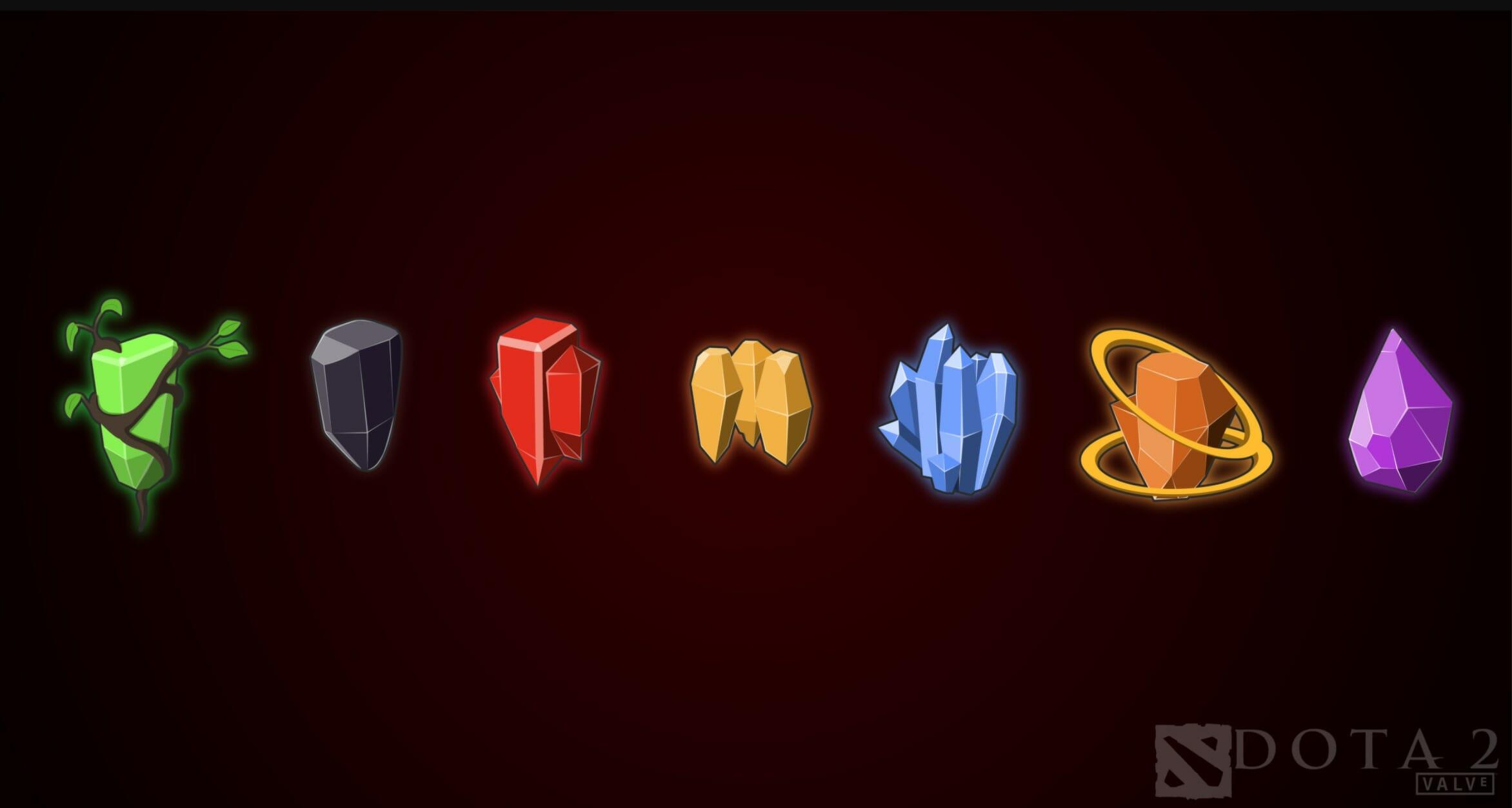 Dota 2 runes