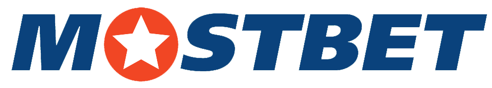 Logo Mostbet EN