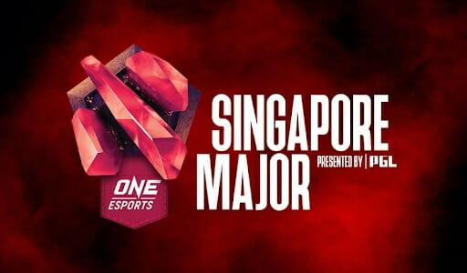ONE Esports Singapore Major
