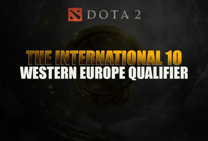 The International 10 Western Europe Qualifier