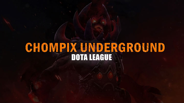 Chompix Underground Dota League